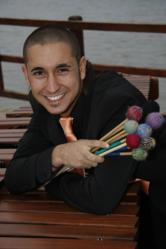 Marimba One artist Conrado Moya wins First Prize at International Competition