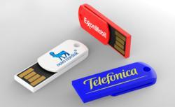 Cute and innovative paper clip USB flash drive