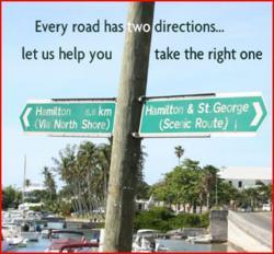 Flatts Village Bermuda Crossroads