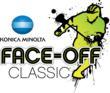 Konica Minolta Face-Off Classic Logo