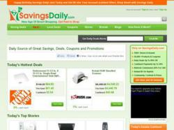 Online Deals, Coupons and Promotions