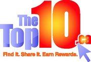 TheTop10.ca Logo