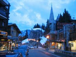 The Family Resort of Courchevel has something for the whole family