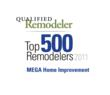 MEGA Home Improvement Has Been Named One of the Top 500 Remodelers in the Country by Qualified Remodeler Magazine