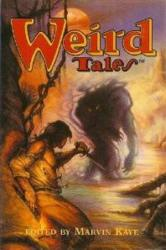Weird Tales: The Magazine That Never Dies book cover artwork