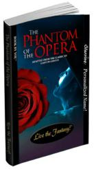 Personalized Edition Of Phantom Of The Opera From BookByYou.com