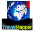 TravelMapper mobile app logo