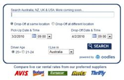 Earn additional revenue from your website - 5% of the car rental booking amount.
