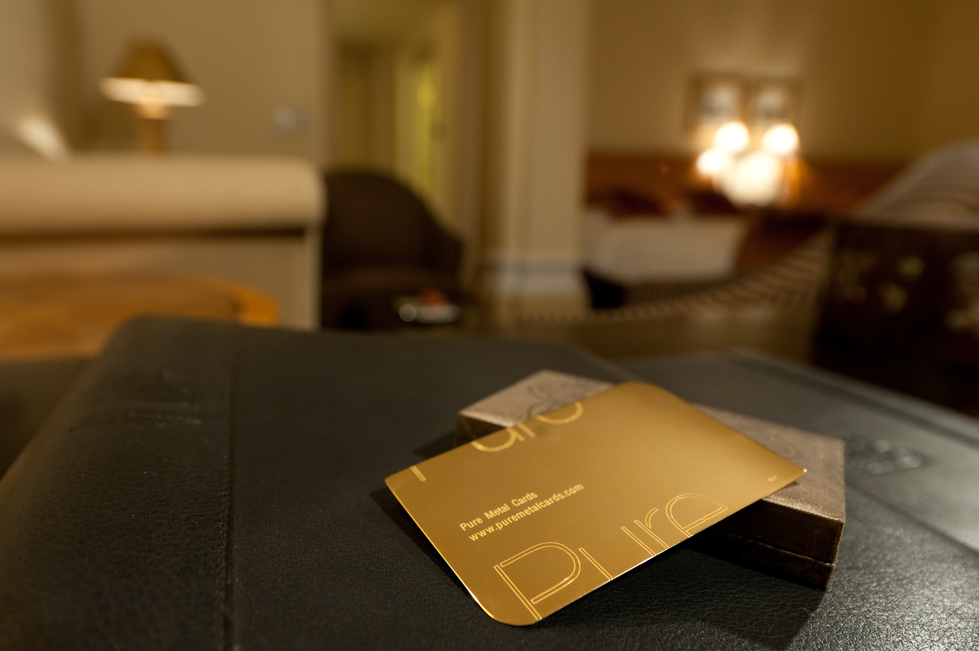 British owned hong kong based startup puremetalcards launches gold business card by pure metal cardshanding out a solid gold business card is an introductory statement like no other whatever the circumstances magicingreecefo Images