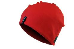 Sound Disk Sports Beanie with adjustable Sound Disk Speakers and moisture-wicking fabric.