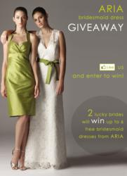 Aria Sweepstakes Giveaway