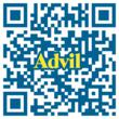 Custom QR Code for Advil