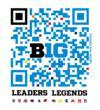 Big Ten Conference Custom QR Code by Advanced Telecom Services