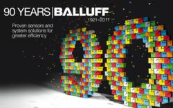 Balluff celebrates its 90th year anniversary!