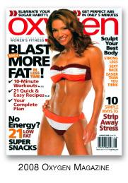 Oxygen Magazine December 2002 No. 40 Good Condition