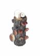 Lost Creek Mushroom Farm Single Shiitake Log in 10-inch and 12-inch Kits
