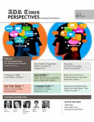 ADR Times Perspectives | Newsletter on Negotiation Strategy