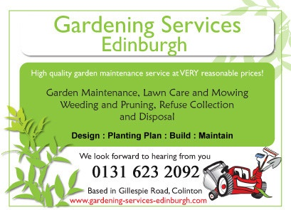 Wanderers garden ideas gardening service professional for Gardening services