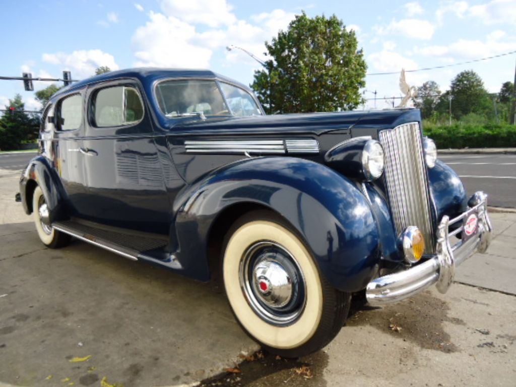 Philadelphia Auto Auction >> 1939 Packard Donated to Local Nonprofit to be Sold at ...