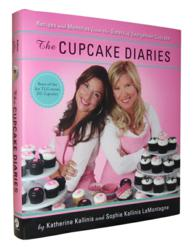 Jacket Image -  THE CUPCAKE DIARIES: Recipes and Memories from the Sisters of Georgetown Cupcake