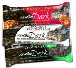 NuGo Dark Protein Bars