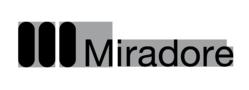 Miradore logo.