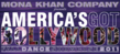 America's Got Bollywood OFFICIAL POSTER