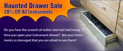 Haunted drawer sale at Roboz Surgical