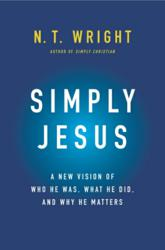 Jacket Image - Simply Jesus by N. T. Wright