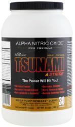 Tsunami Strike Nitric Oxide Pre Workout