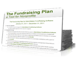 The Fundraising Plan - A Tool for Nonprofits
