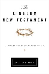 Jacket Image - The Kingdom New Testament by N. T. Wright