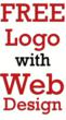 MDesign Media offers free logo design when you purchase a custom website.