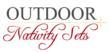 Outdoor Nativity Sets Logo