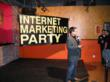 internet marketing party