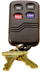 Your Alarm Now Launches Keyfob/Keychain Home Security Remote as a Part of their High Technology Home Security Systems