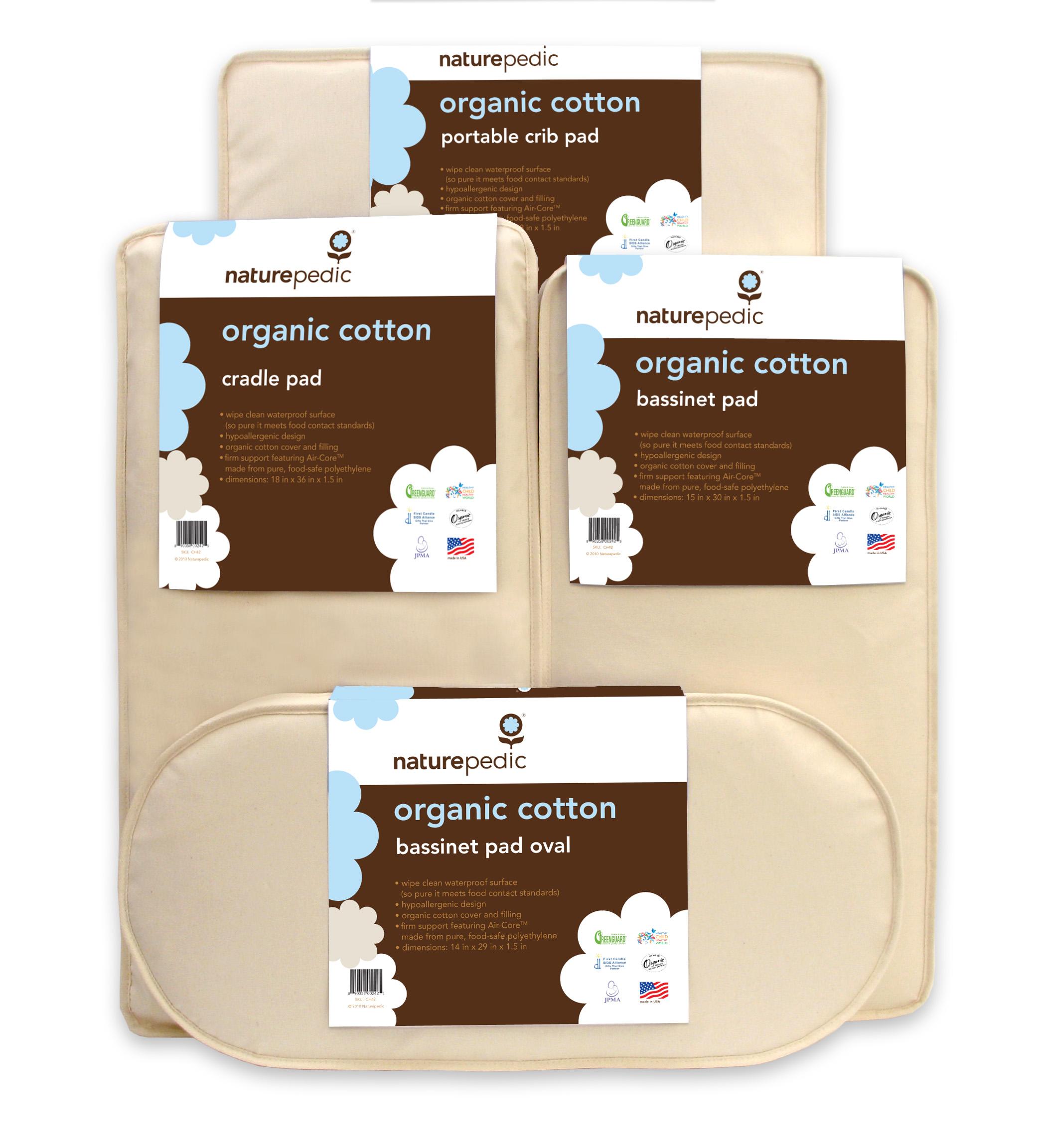 organic mattress company naturepedic wins organic trade asso