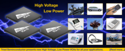 VCA-9 VCA-10 VCA-11 Triad Semiconductor Via Configurable Arrays