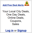 Free Deal Alerts