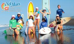 Del Mar Surf Camp Team in Costa Rica