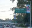 Los Feliz Blvd. at the 5 Freeway