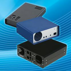 UNICASE instrument enclosures can be easily customized