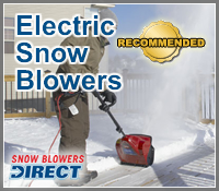 electric snowblower, electric snow blower, electric snowblowers, electric snow blowers
