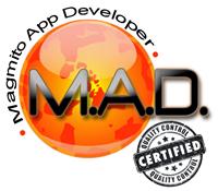 Magmito Application Developer logo