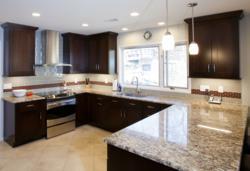 signature kitchens, additions & baths transforms kitchen in silver