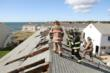 Bluegreen, Bluegreen resort, dennis port, Massachusetts, town of dennis fire department, training session