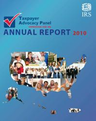 2010 Taxpayer Advocacy Panel Annual Report