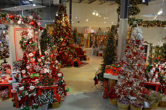 largest selection has dozens of artificial christmas trees ornaments wreaths and garland to choose from - Prelit Christmas Trees