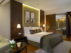 Anantara Bangkok Riverside Resort & Spa deluxe riverfront room