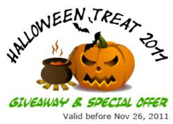 MacXDVD Halloween 2011 Special Offer -free video converter & discounted dvd ripper.
